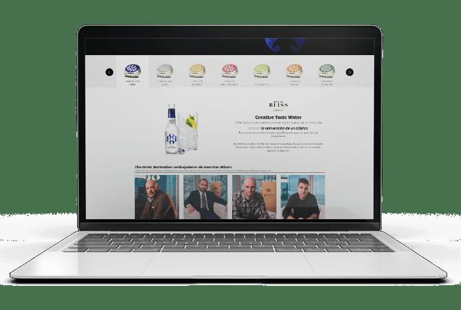 bartalent lab proyecto desktop