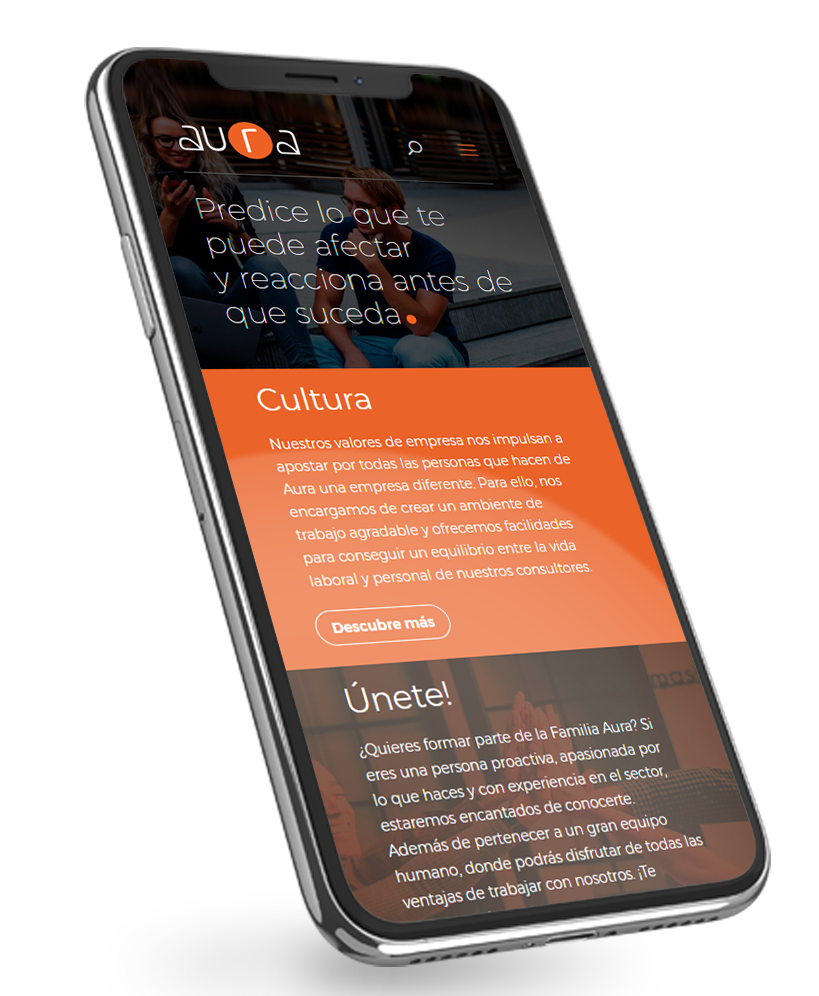 aura mobile