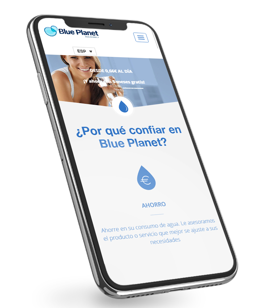 blue planet mobile