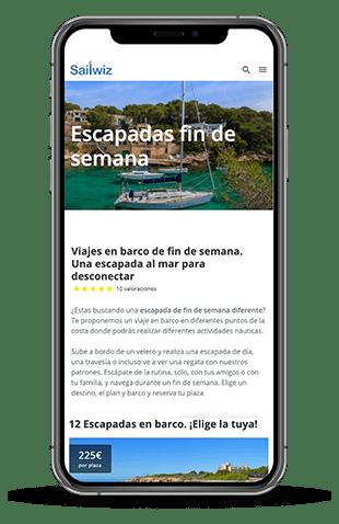 sailwiz mobile4